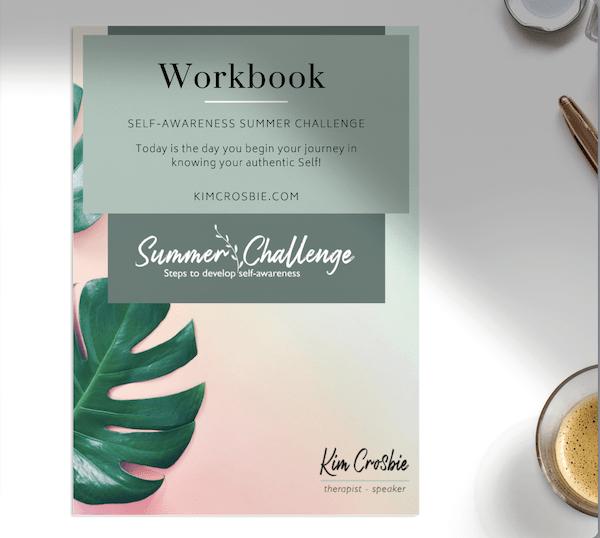 Workbook summer challenge